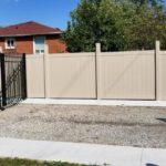 vinyl fence markham