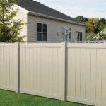 buy vinyl fencing online